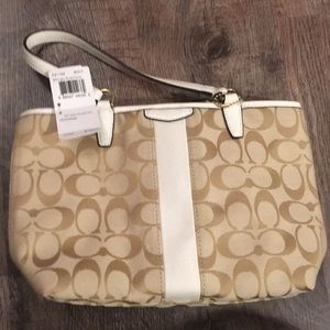 Coach Purse, new with tags, small hand bag